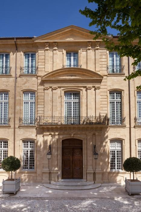 Nouvelle exposition pour la réouverture de L'Hôtel de Caumont