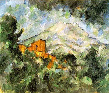 Randonnées sur les traces de Cézanne