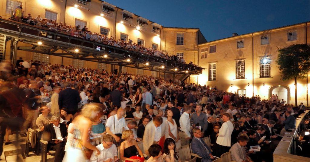 Musique à Aix-en-Provence